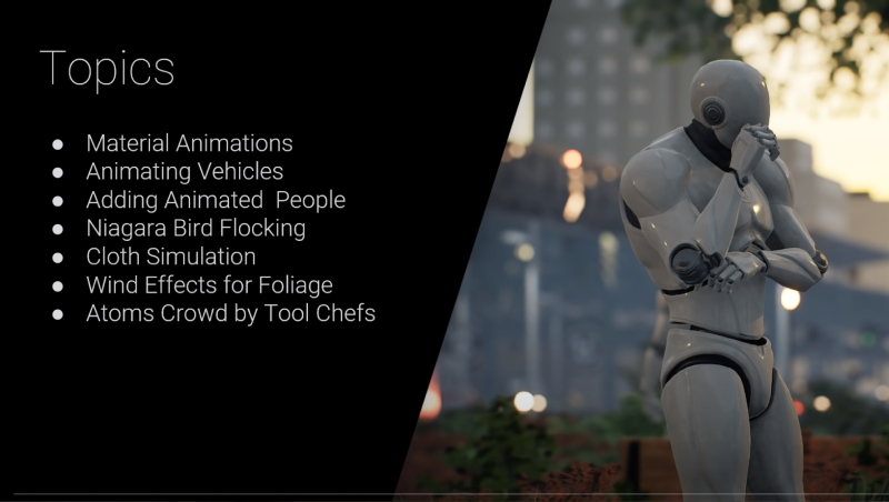 Animation in Unreal Engine: Adding Life to Your Story | Webinar